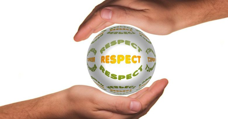 Great communication starts with respect.