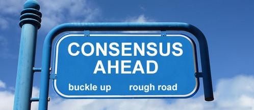 consensus ahead