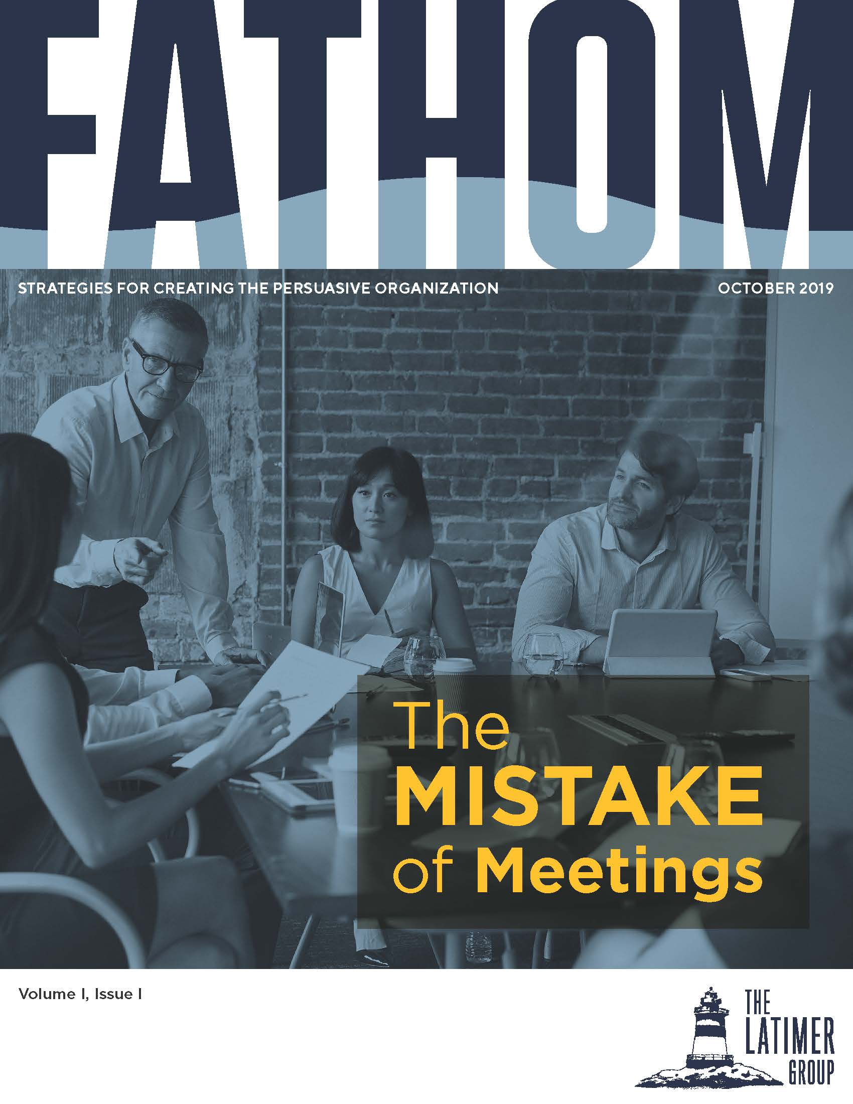 Fathom Front Page